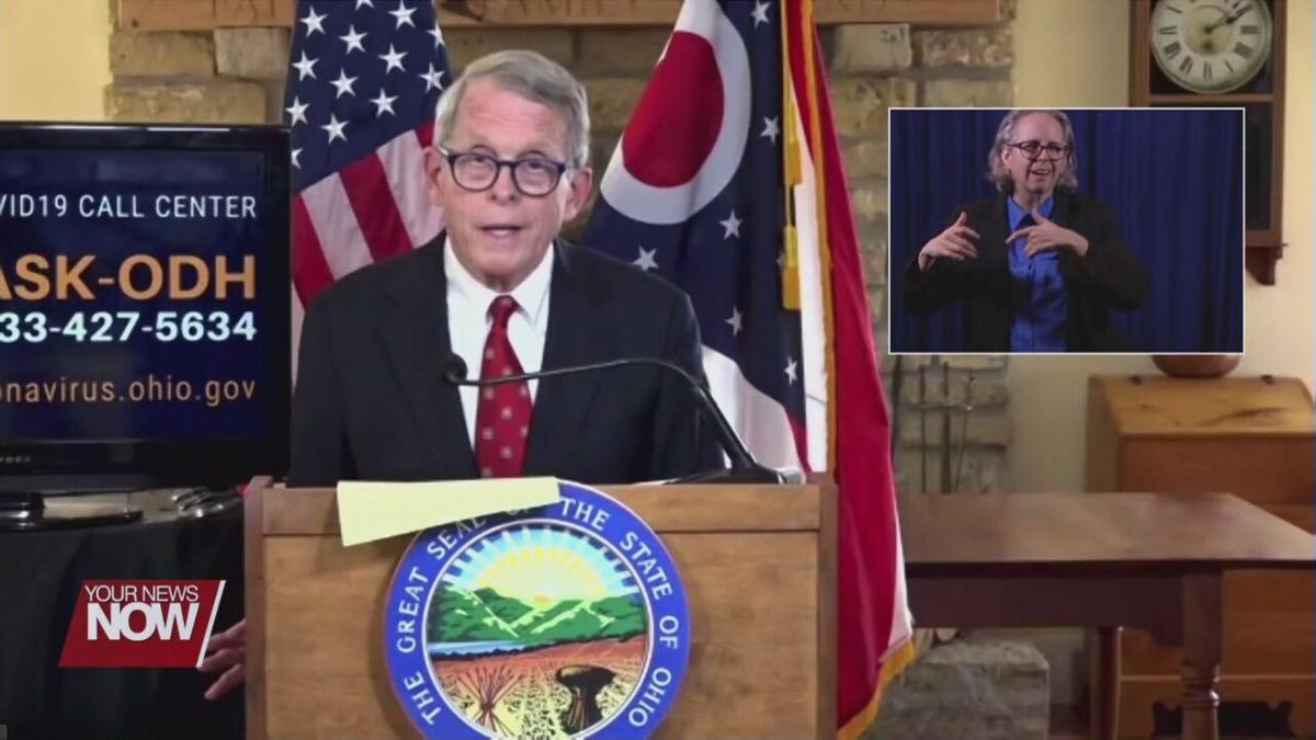 Area residents react to Governor DeWine's Curfew