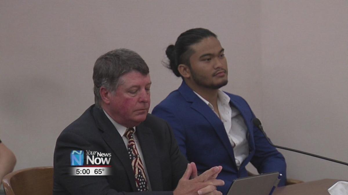 Tristan Ascura sentenced to probation after pleading guilty to making a false alarm