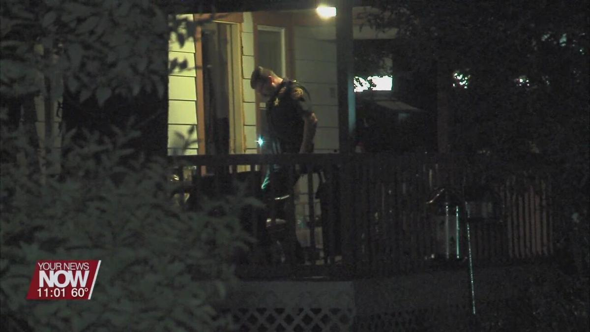 One person transported from suspected stabbing