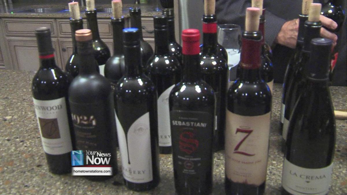 Lima Symphony holds annual wine tasting and auction