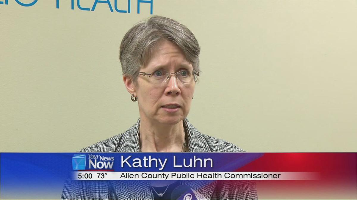 Allen County Public Health announces county's first COVID-19 related death