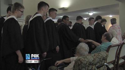 Elida High School Men's Chorus performs for senior living facility 1.jpg