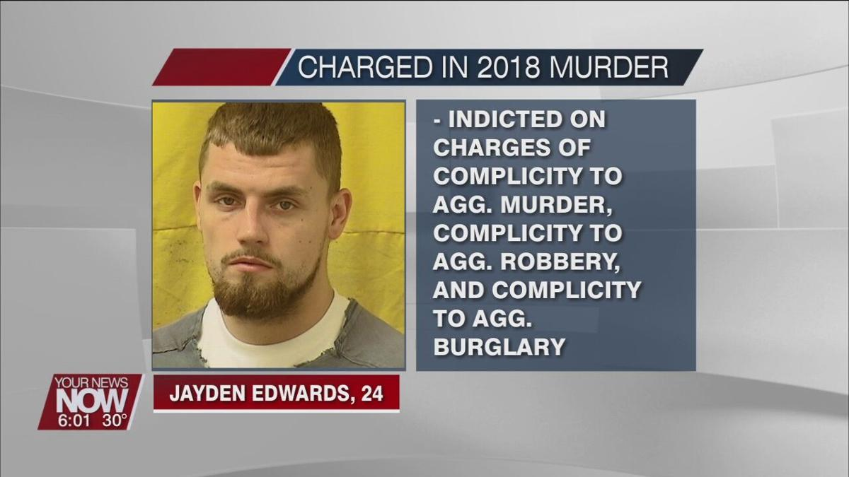 Suspect charged in 2018 Findlay murder