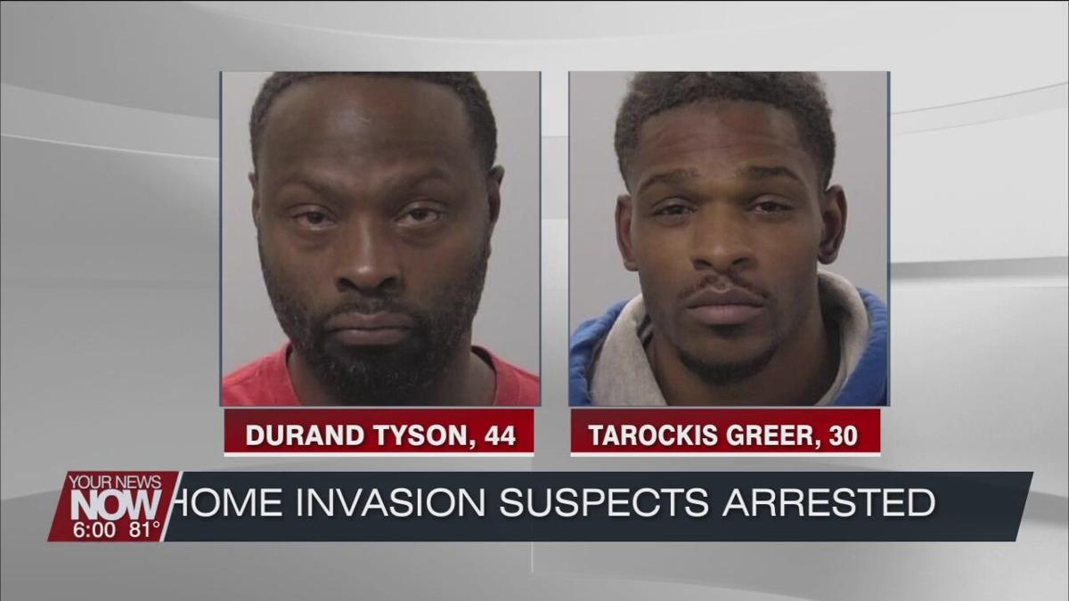 Two Lima men arrested for Monday's W. Wayne St. home invasion
