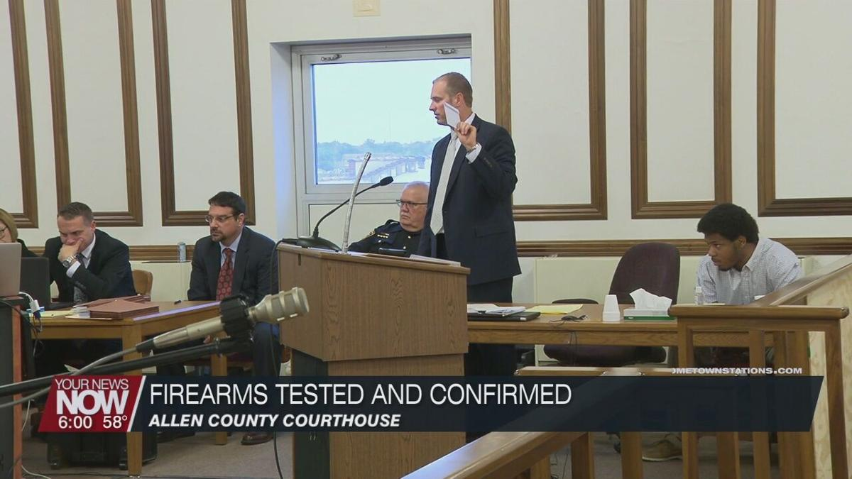 New evidence arises in Eric Wilson Jr.'s trial