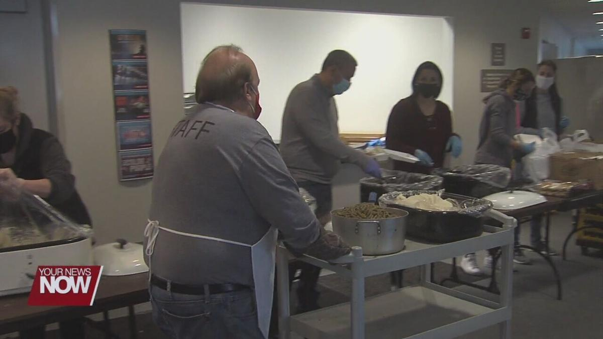 Annual Lima Community Thanksgiving Dinner adapts to the times