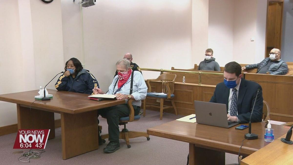 Lima woman deemed competent to continue proceedings for a sexual-related charge