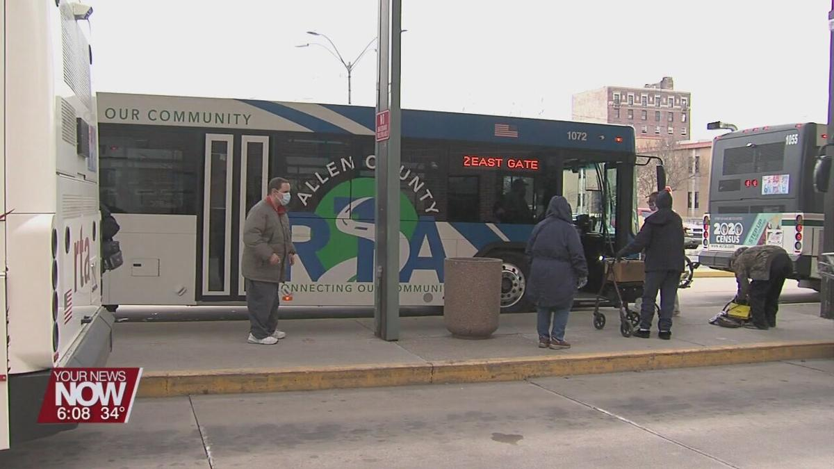 Allen County RTA giving free rides to and from vaccine appointments