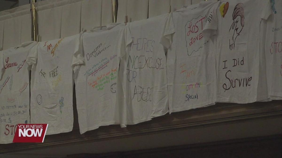 Vigil remembers those who lost their lives to domestic violence