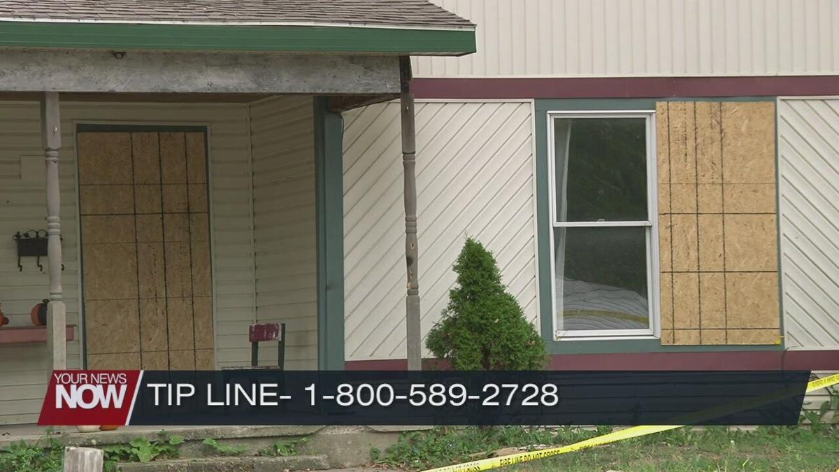 Investigators and police looking for tips about Waynesfield arson fire