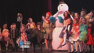 Onu Christmas Spectacular 2020 ONU Holiday Spectacular takes the stage | News | hometownstations.com