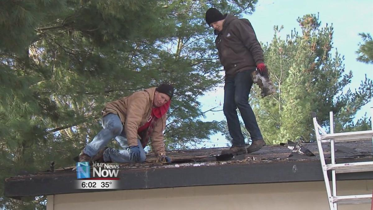 Critical Home Repair Program helps Continental couple