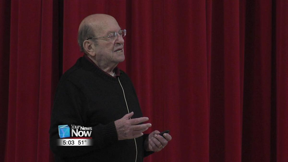 Holocaust survivor shares story with Bluffton middle schoolers 2.jpg
