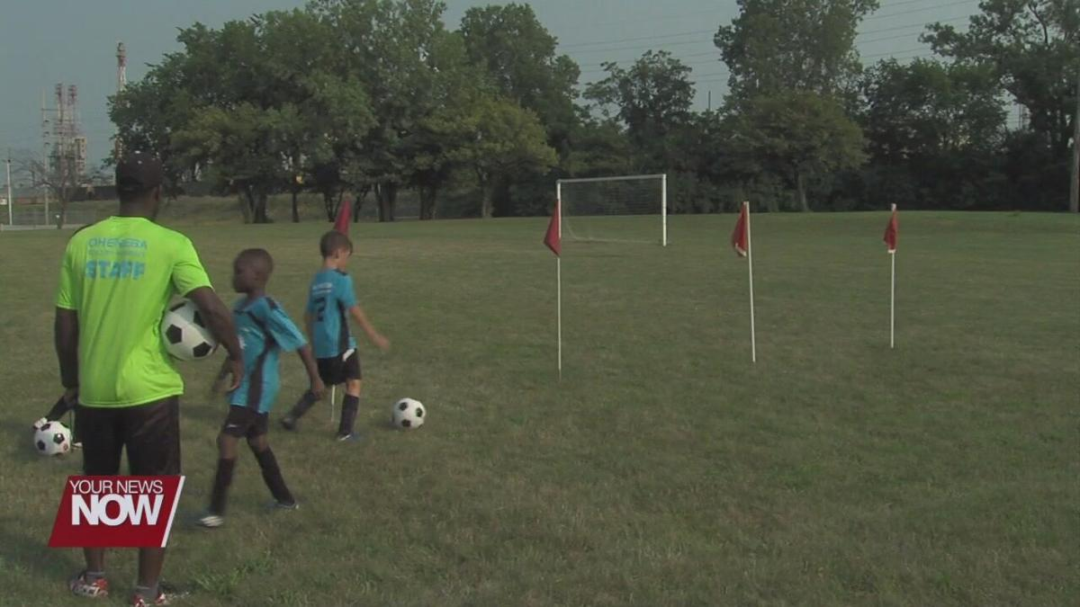 Oheneba Soccer Academy holds 3rd annual soccer camp