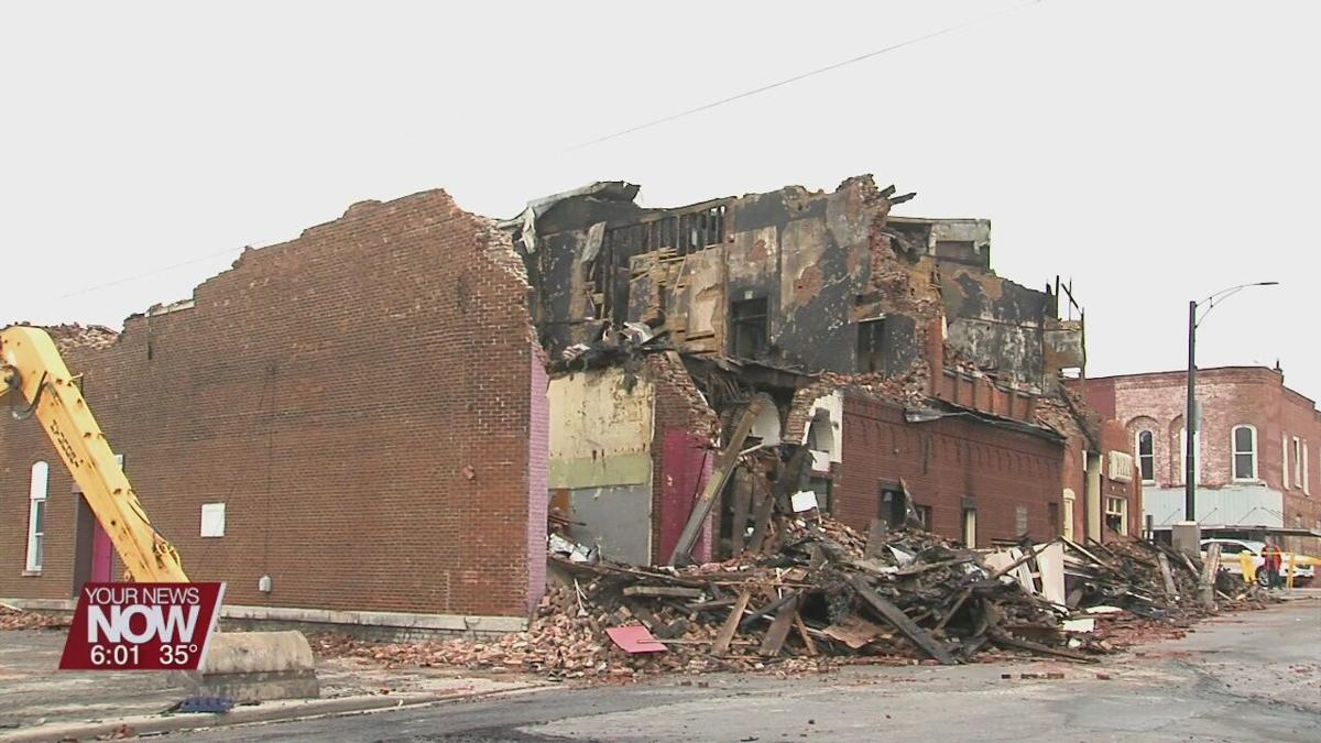 Community organizes two fundraisers to support Columbus Grove businesses lost in a fire