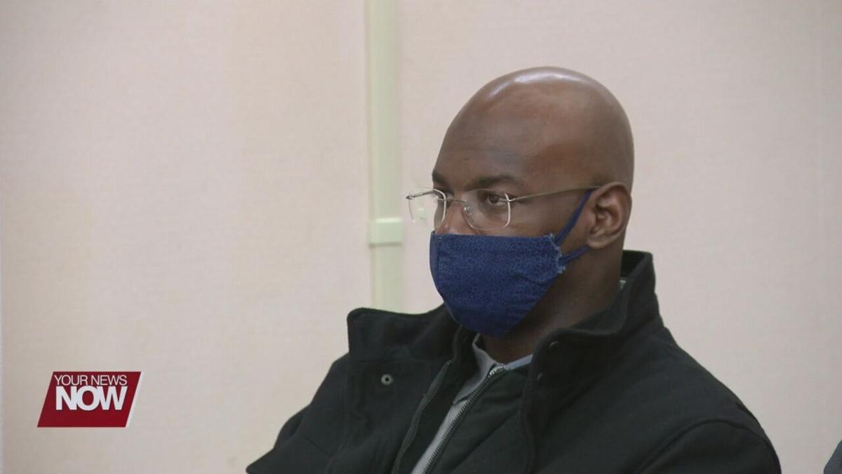 Larisco Little, Sr. gets prison time for sexual contact with teen girl