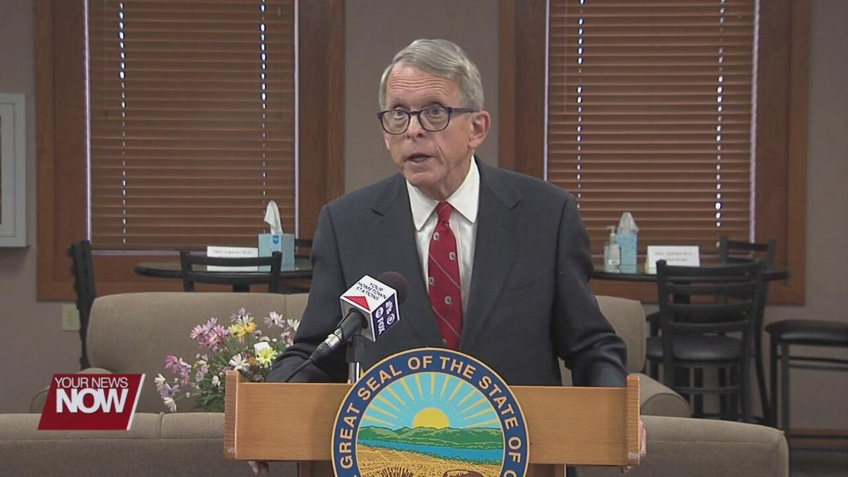 Gov. Mike DeWine stopping in Allen County for COVID mandates update