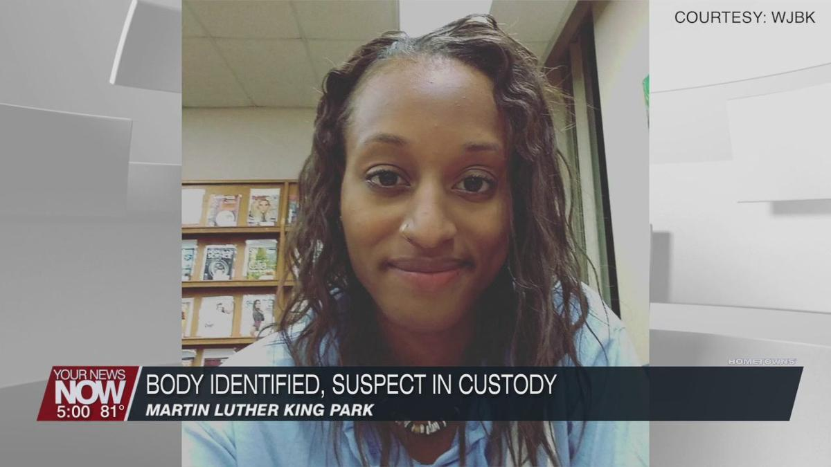 Police identify body found in Martin Luther King Park