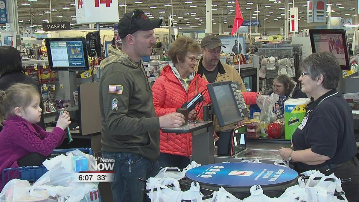 Meijer is help you add more bang to your buck to help local veterans