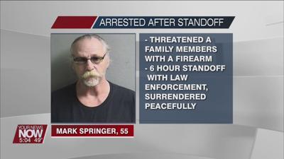 St. Marys man arrested after 6 hour standoff