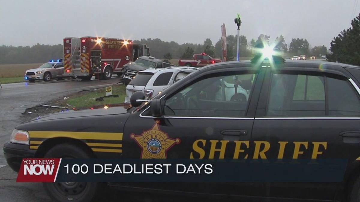National organizations work together to combat 100 deadliest days