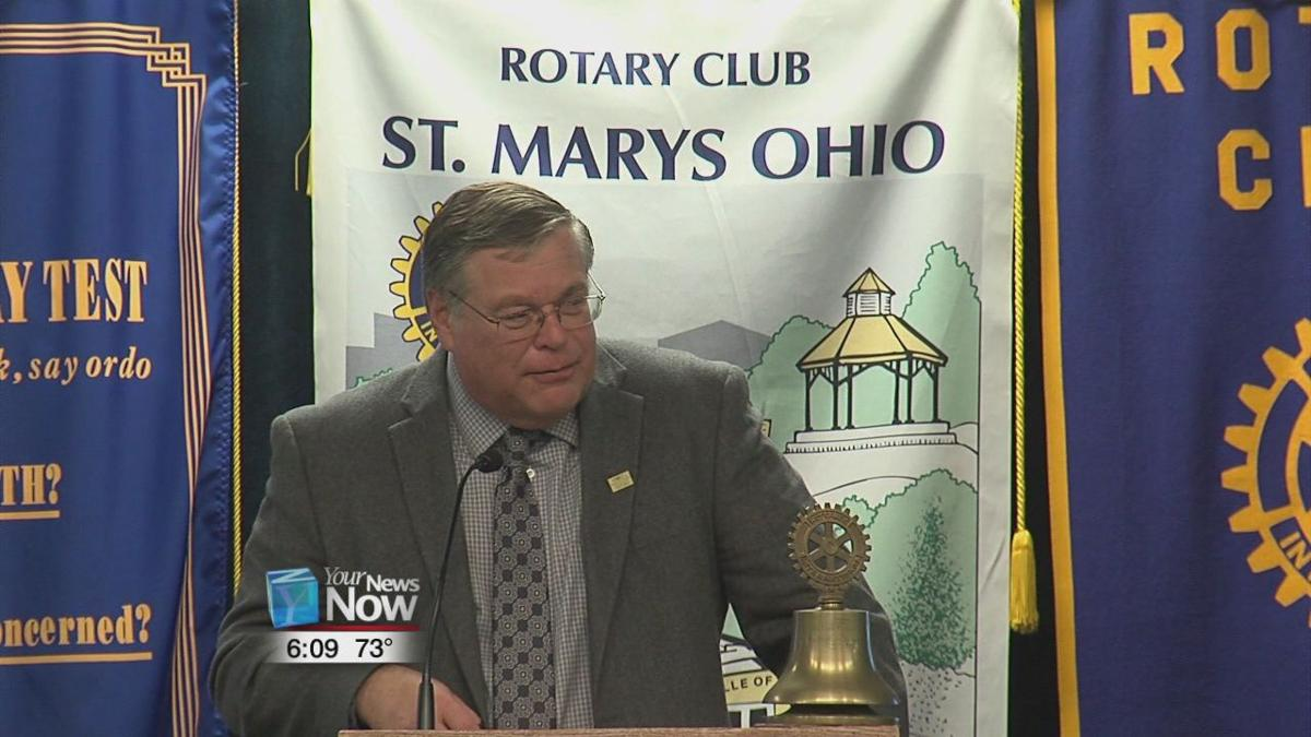 Wright State talking to St. Marys Rotary 1.jpg