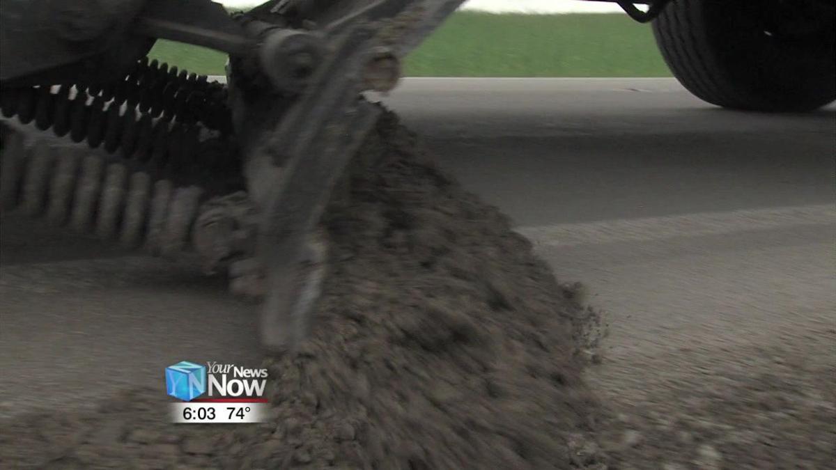 ODOT crews repair berm in Van Wert County after heavy rain and flooding 1.jpg