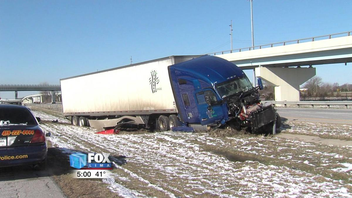 Ohio State Highway Patrol handling accidents along I-75 | News