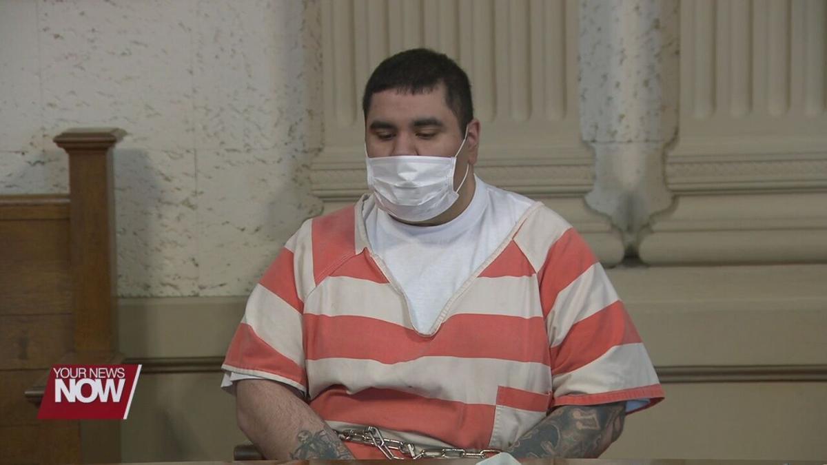 Leipsic man sentenced in Putnam County Common Pleas Court