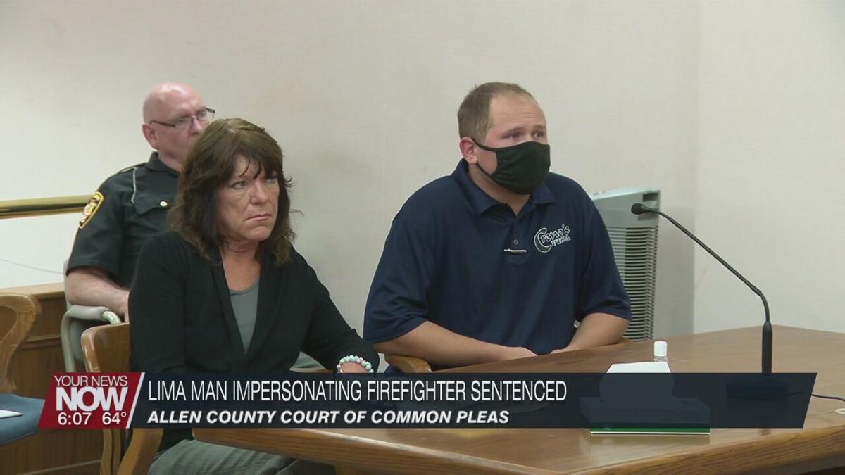 Man accused of impersonating firefighter receives sentence and fine