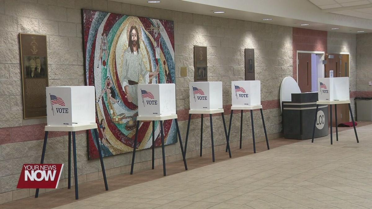 Allen County residents cast their votes on Election Day