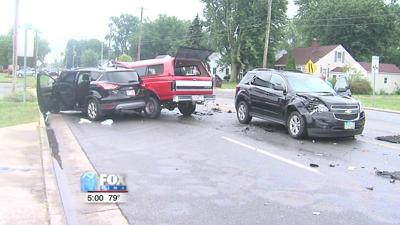 Allentown Road crash sends three people to the hospital 1.jpg