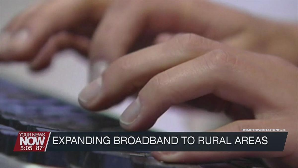 The U.S. Senate looking to expand broadband access to rural areas