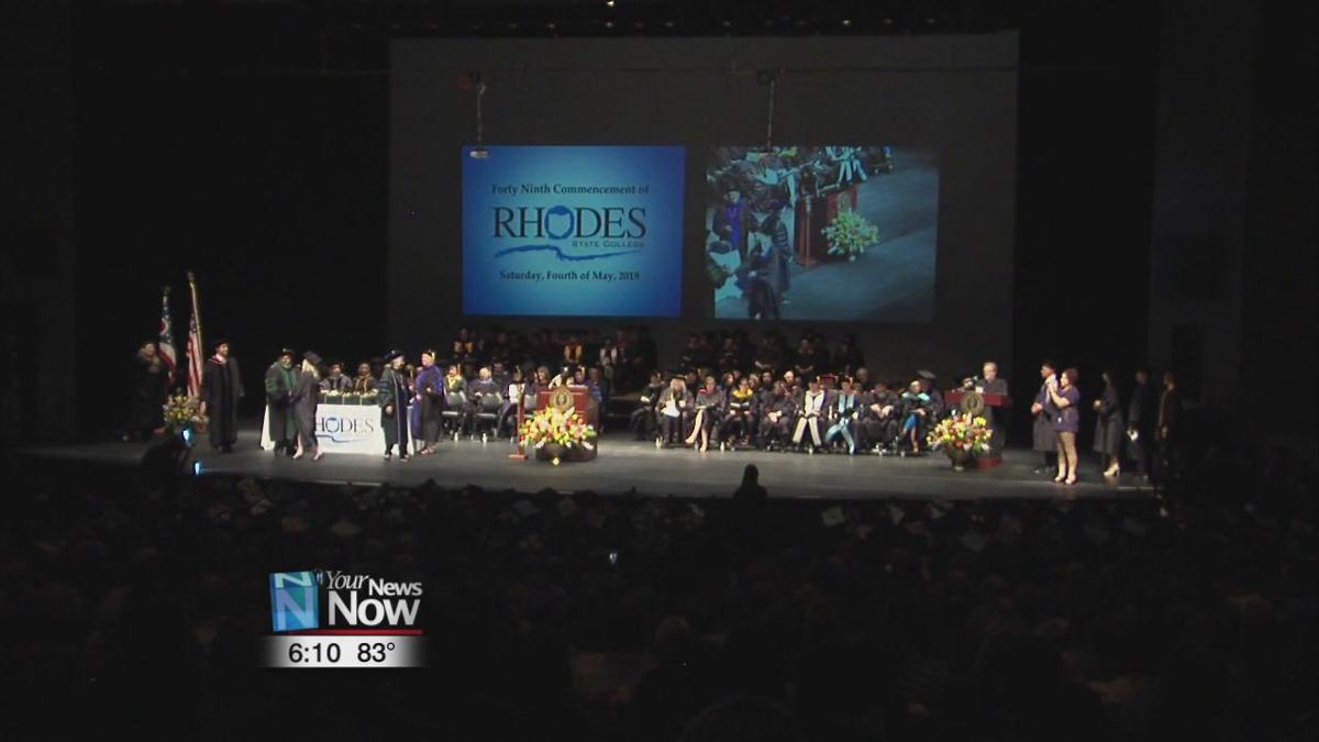 Rhodes State College to host virtual commencement ceremony