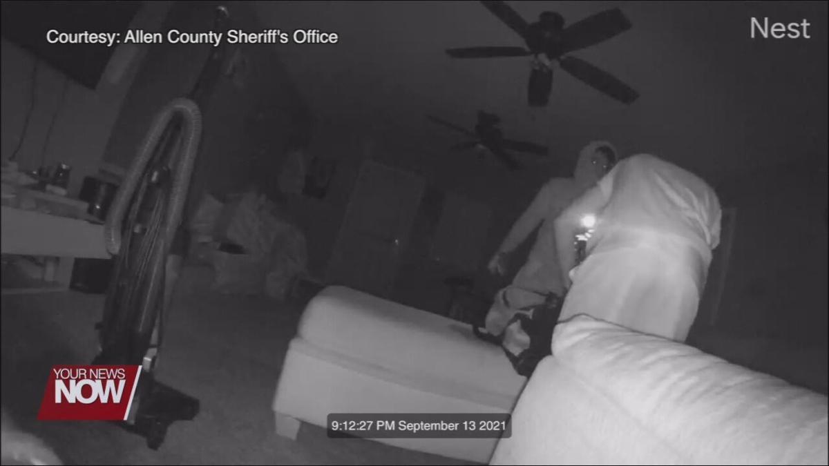 Allen County Sheriff's looking for more info on Bath break-in