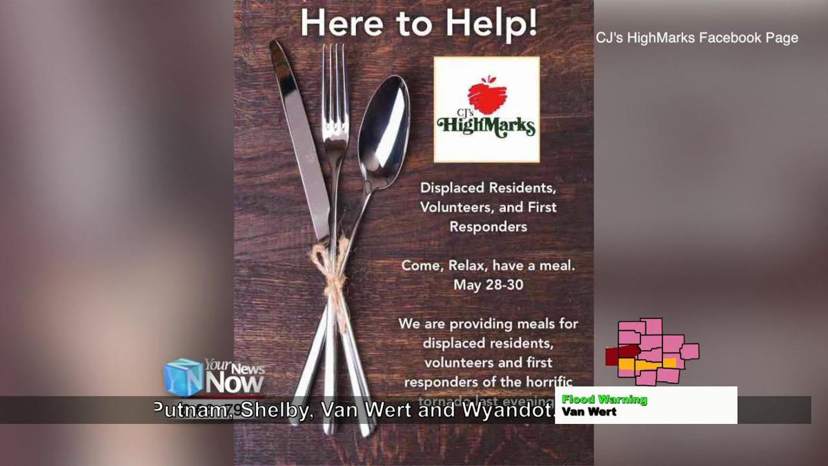 Celina restaurant offers free meals to those affected by tornado 1.jpg