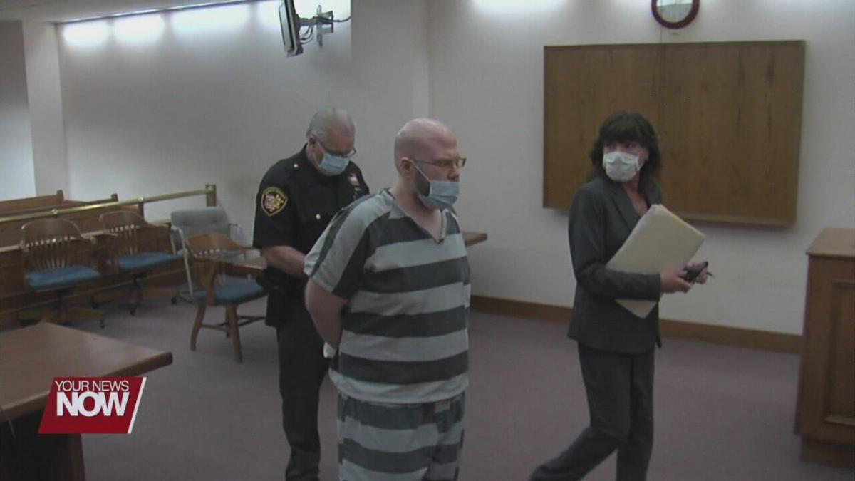 Lima man charged with gross sexual imposition sentenced to jail