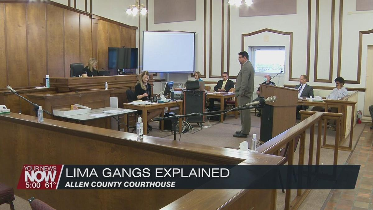 The world of gangs in Lima laid out to jury in Eric Wilson Jr's fourth day on trial