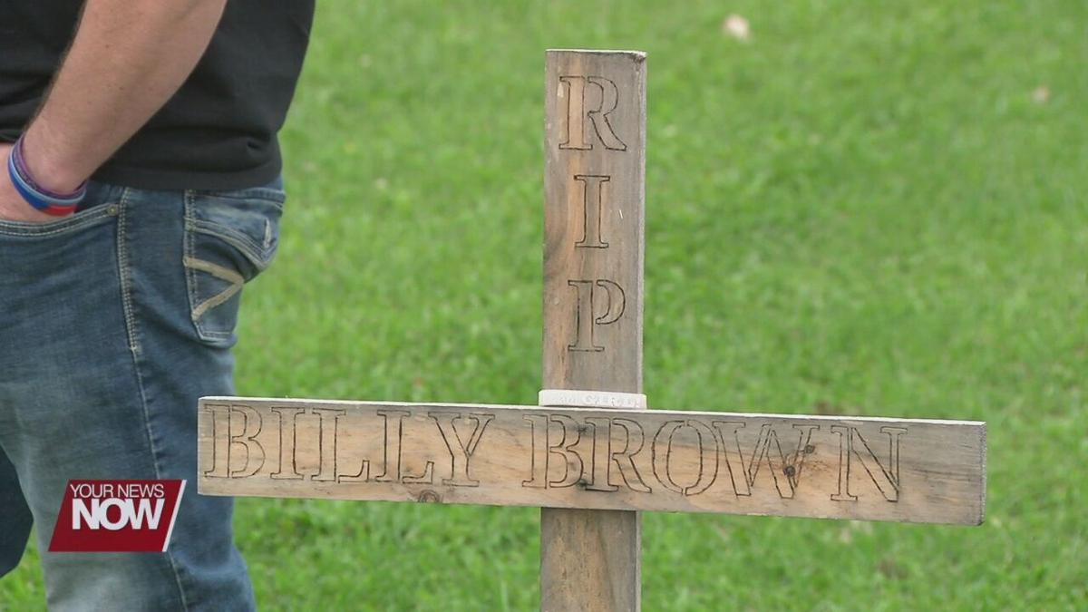 Family and friends of William Brown offering cash reward for new information on case