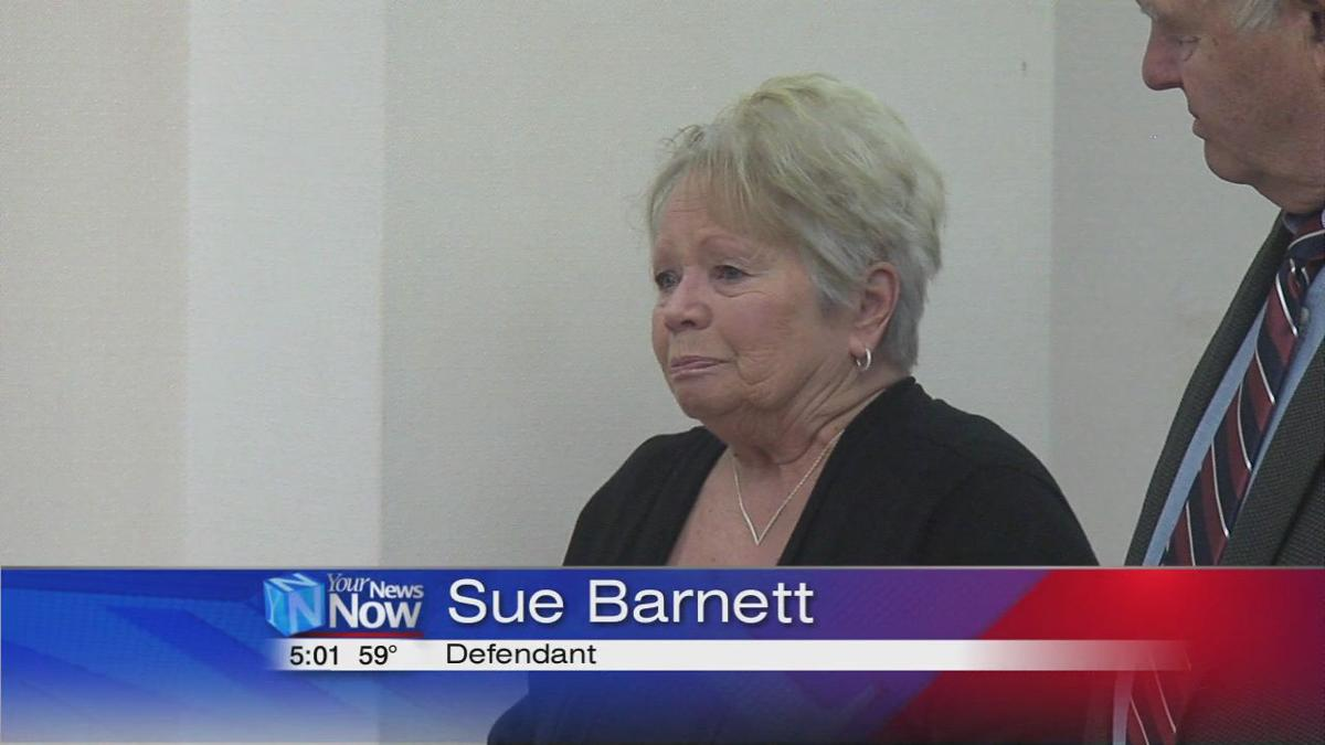 Barnett sentenced to 3 years in prison for stealing from the City of Lima