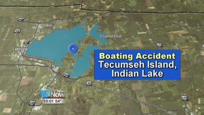 Fatal boating accident on Indian Lake