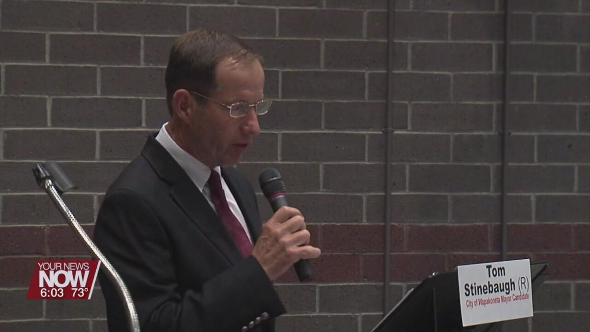 Commission submits final determination to suspend Wapakoneta Mayor Thomas Stinebaugh