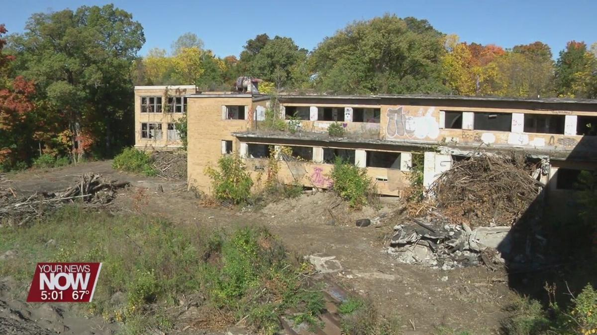 Law enforcement beef up patrol around abandoned hospital because of increased trespassing