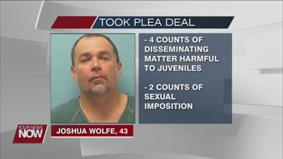 Willshire man takes plea deal and gets charges reduced