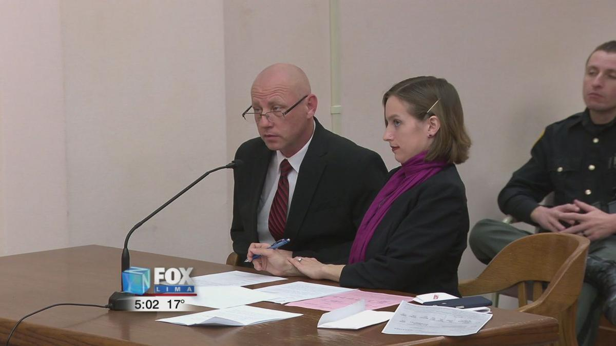 Former Fort Jennings police chief changes plea to guilty on charge of counterfeiting
