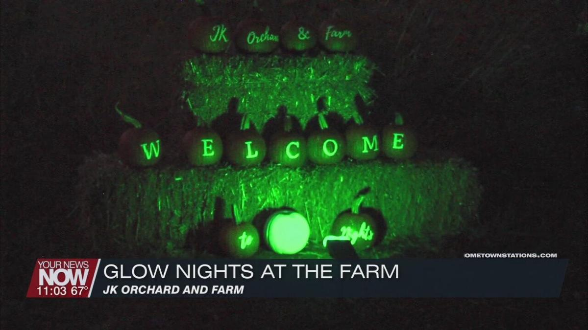 """Ohio's first ever """"Glow Nights on the Farm"""" in Lima"""