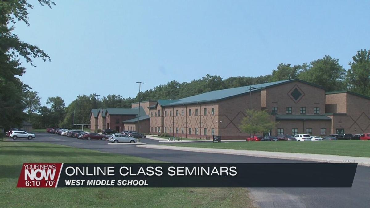 West Middle School to provide online schooling support sessions