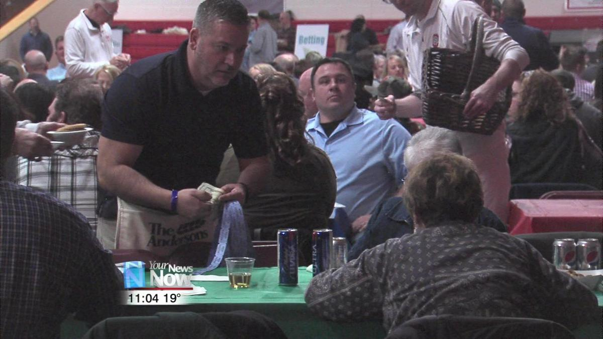 Lima Catholic Central holds annual A Night at the Races.jpg