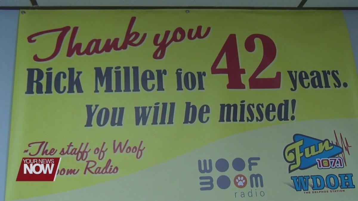 After 42 years and thousands of games, Rick Miller hangs up his microphone