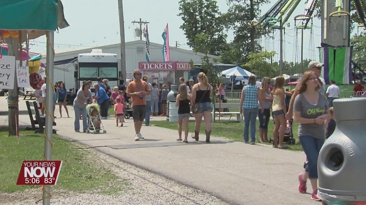 DeWine makes order reducing remaining county fair operations